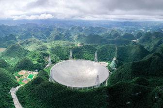 چین در جستجوی هوش فرا زمینی