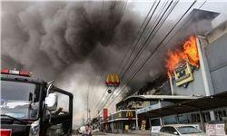 وضعیت ترافیکی محدوده ساختمان برق حرارتی وزارت نیرو