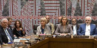 ظریف: حتی وزیر خارجه سابق آمریکا هم مواضع ما درباره تیم ب را تایید کرد