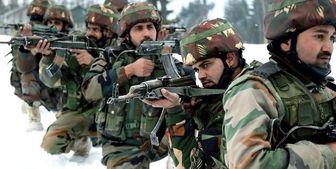 اعزام 15 هزار نظامی هند به لاداخ