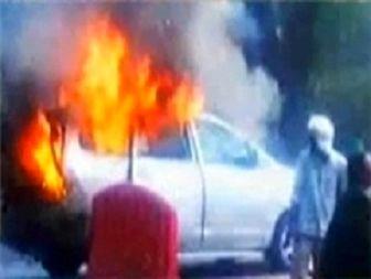 انفجاربمب نزدیک سفارت اسرائیل در هند