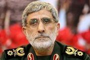 سردار قاآنی: روایتها درباره شهید حاج قاسم سلیمانی به دور از اغراق باشد