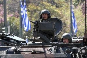 آماده باش یونان از ترس ترکیه