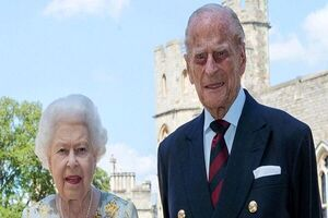 همسر ملکه انگلیس از دنیا رفت