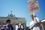 سومین روز از اعتراضات ضد نژادپرستی در برلین