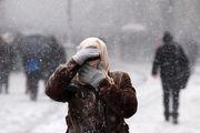 تداوم بارش برف بهاری در ۸ استان کشور