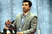 ناظم الشریعه نامزد بهترین مربی ملی فوتسال جهان شد
