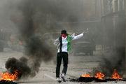 یک جوان فلسطینی در نوار غزه به شهادت رسید