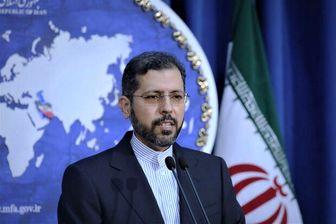 واکنش خطیبزاده به گزارشها درباره آزادسازی پولهای ایران