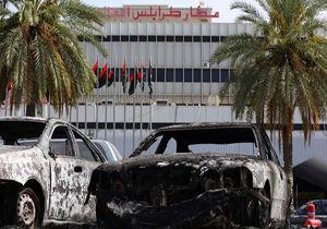 تعلیق پروازهای فرودگاه معیتیقه لیبی