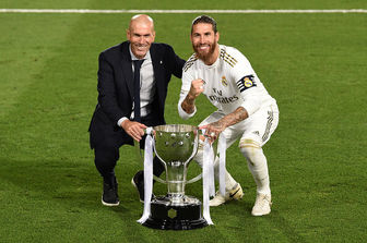بازنشستگی راموس در رئال مادرید