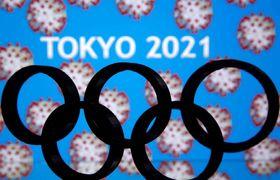 لحظه روشن شدن مشعل المپیک توکیو+ فیلم