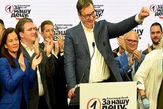 پیروزی راستگرایان حامی رئیس جمهور صربستان درانتخابات پارلمانی