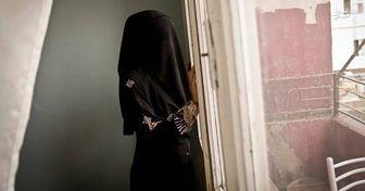 زنی که برای جوانان داعشی سنگ تمام میگذارد
