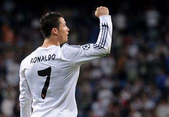 حرکت غیر اخلاقی فوتبالیست مشهور مقابل رونالدو+ عکس