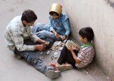 ساماندهی ۲۶۰۰ کودک خیابانی در سال ۹۲