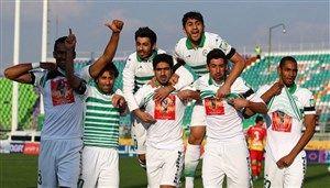 تیم ذوب آهن در یک قدمی لیگ قهرمانان آسیا