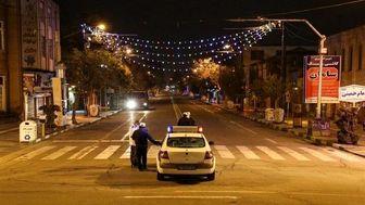 اجرای محدودیت تردد شبانه در تمام شهرهای کشور