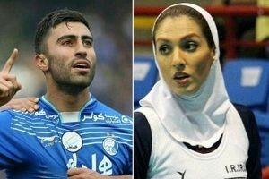 تاریخ عروسی لژیونر ایرانی مشخص شد
