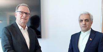 راه های تقویت روابط اقتصادی ایران و اتریش بررسی شد