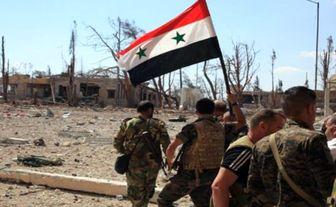 واکنش صبحگاهی مردم سوریه به حمله آمریکا+عکس