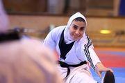 ناهید کیانی تکواندوکار به المپیک رسید/ بیوگرافی ناهید کیانی