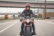 آخرین وضعیت صدور گواهینامه موتورسیکلت برای بانوان