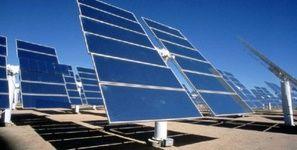 ساخت بزرگترین نیروگاه خورشیدی جهان آغاز شد