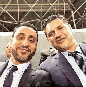 دایی و دلپیرو معروفترین چهرههای فینال جام ملتها