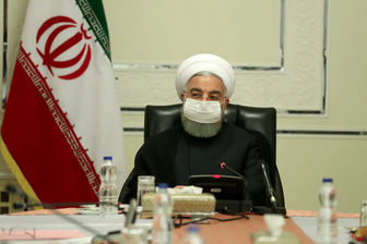 روحانی: نباید کادر سلامت کشور تحت فشار قرار گیرند