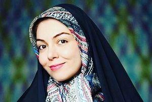 تیپ مجری زن پرحاشیه در جشنواره فجر/عکس