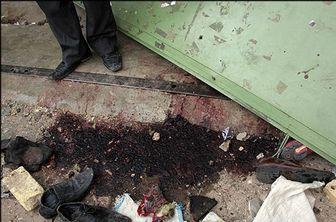 فیلم جنایات گروه تروریستی تندر در ایران
