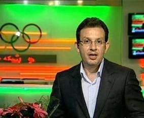 گوینده خبر ورزشی مجری برنامه نود می شود؟