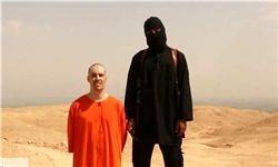 داعش خبرنگار آمریکایی را سر برید + تصاویر