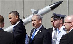 آمریکا کمک مالی اسرائیل را ۲ برابر میکند