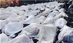 عربستان جسد 135 پاکستانی را تحویل داد
