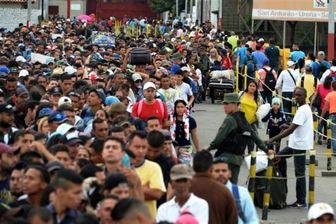 حدود ۵۵۰ هزار مهاجر ونزوئلایی بدون گذرنامه وارد خاک پرو شده اند