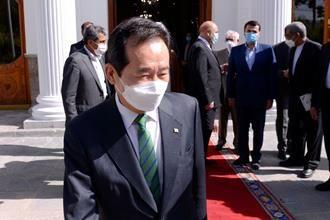 خودرو نخست وزیر کره جنوبی+تصاویر