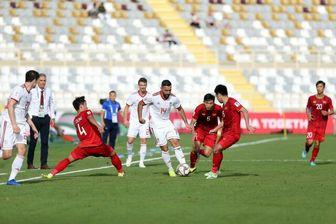 بازتاب برد تیم ملی ایران مقابل ویتنام در رسانه قطری
