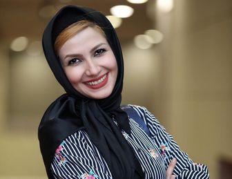 حجاب مثال زدنی خانم مجری