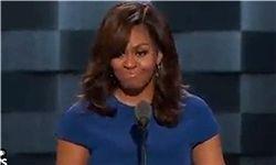 """نظر """"میشل اوباما"""" درباره ورود به سیاست"""