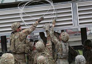 انتقاد بازنشستگان ارتش آمریکا از ترامپ