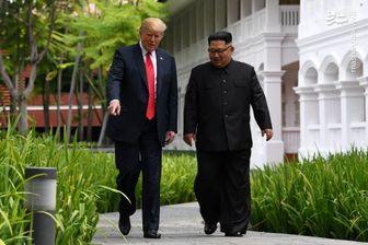 درخواست رئیس جمهور کره جنوبی از آمریکا و کره شمالی