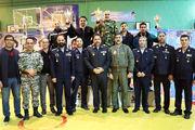 تیم نیرویزمینی قهرمان کشتی آزاد و فرنگی ارتش شد