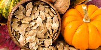 فواید معجزه آسای تخم کدو برای سلامتی کلیه و کاهش استرس