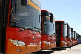 اجرای کامل برنامه زمانبندی اتوبوسهای شهر تهران