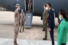 اسپانیا تمام نظامیان خود را از افغانستان خارج کرد