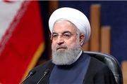 روحانی: از حق خود در صادرات نفت نمیگذریم