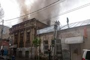 فوت گردشگر ایرانی در گرجستان بر اثر آتش سوزی