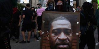 مردم هنگ کنگ مقابل کنسولگری آمریکا تظاهرات کردند